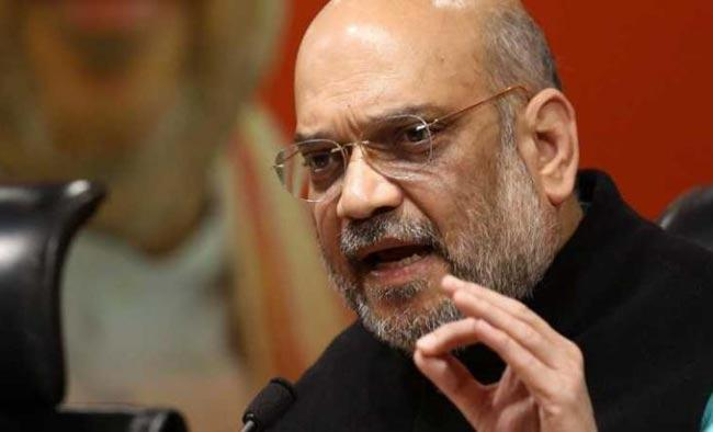 Amit Shah Says Where There Is Mamata Banerjee, There is violence - Sakshi