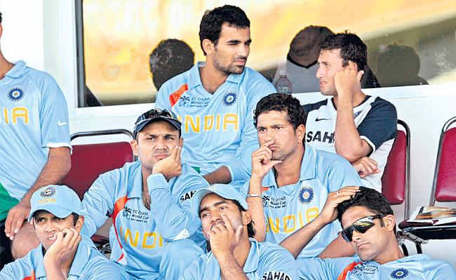 2007 World Cup Which Seriously Bolstered India - Sakshi