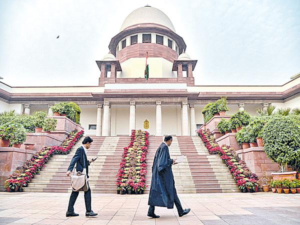 Supreme Court Fires On Bengal Police - Sakshi