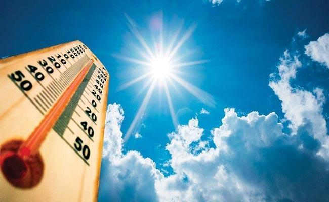 Rising Temperatures In Telugu States - Sakshi