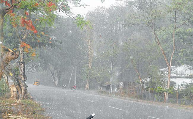 Monsoon Will Arrive On 11th June To Telangana - Sakshi