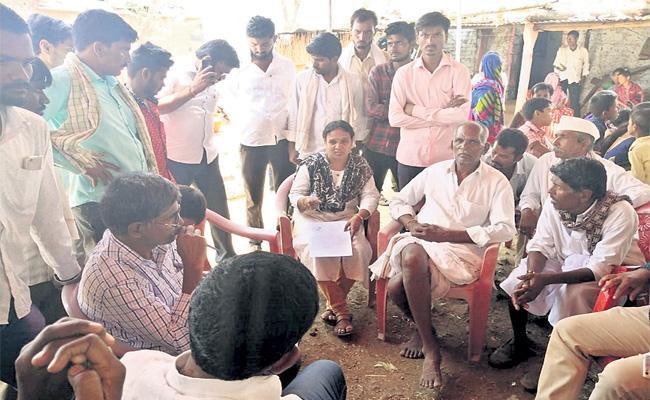 Child Marriages in Medak Thanda Tribal Villages - Sakshi