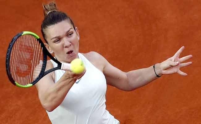 Italian Open Vondrousova sends Halep Packing - Sakshi