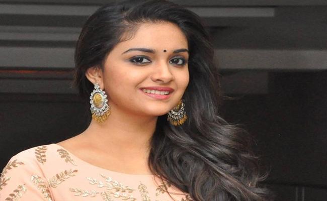 keerthi suresh Opens Her Success Secret - Sakshi