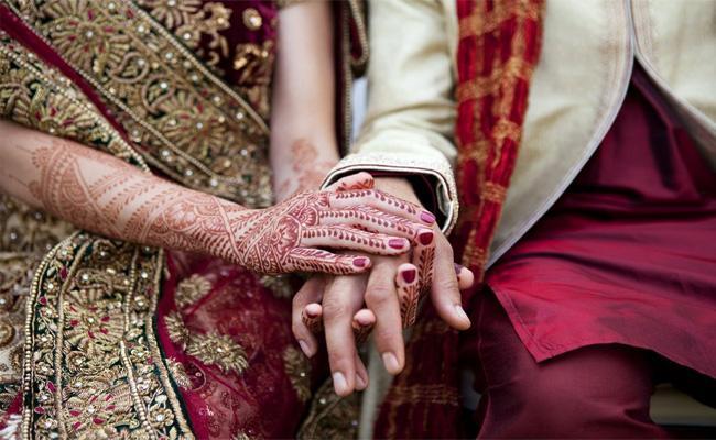 Engagement Drama For Canada Visa in Hyderabad - Sakshi