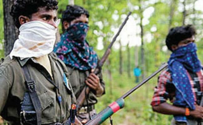 Maoist Warns To Vizag TDP Leaders - Sakshi
