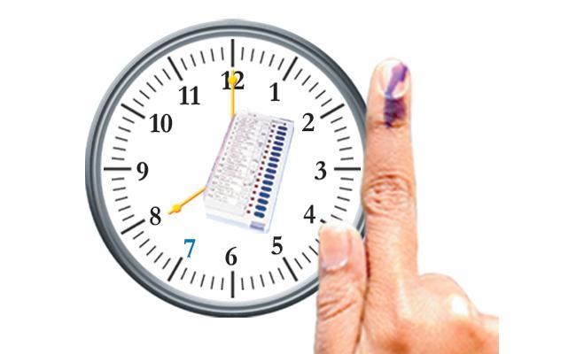 Countdown Starts For Lok Sabha Elections Counting - Sakshi