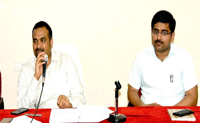 Khammam Collector Talk About On Lok Sabha Results - Sakshi