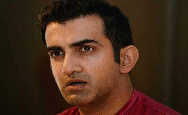Gambhir Feels India Are A Pacer Short At World Cup 2019 - Sakshi