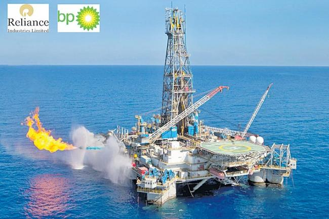 RIL-BP makes 1st oil block bid in a decade - Sakshi