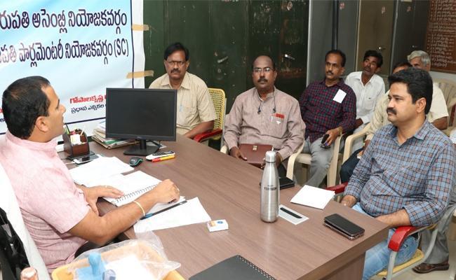 Do Not Appoint Criminals As Agents - Sakshi