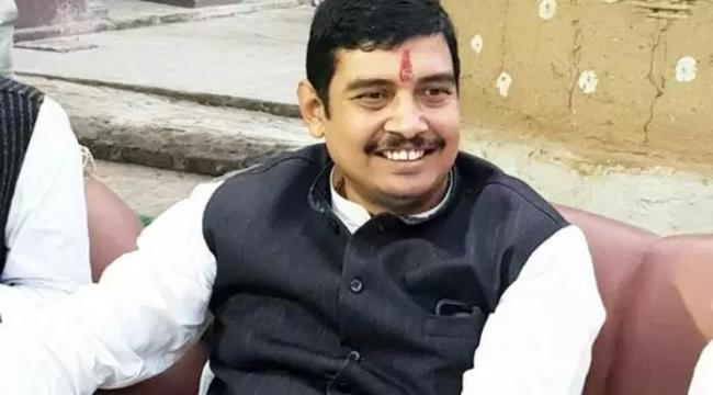 BSP candidate Atul Roy underground in uttar pradesh - Sakshi