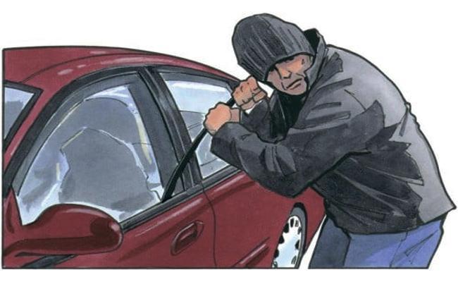 Car Theft Case Reveals Hyderabad - Sakshi