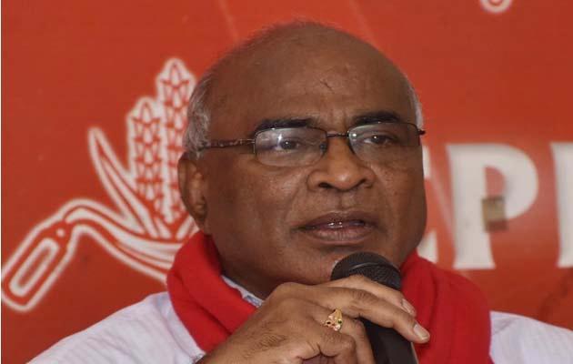 CPI Leader Chada Venkat Reddy Argued EC To Postpone Election Results Of MPTC And ZPTC - Sakshi