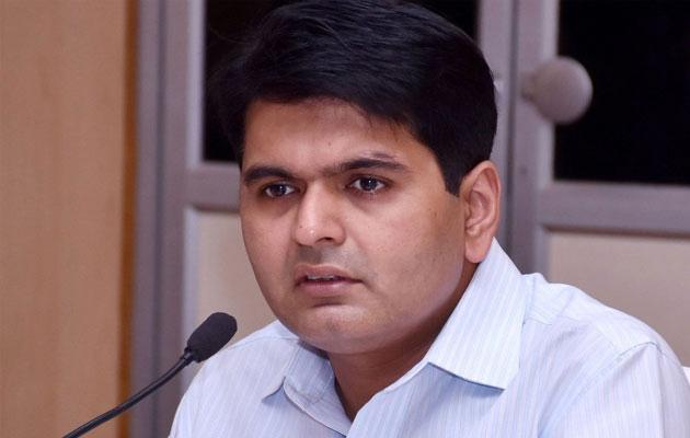 East Godavari Collector Karthikeya Mishra press Meet Regarding Election Counting - Sakshi