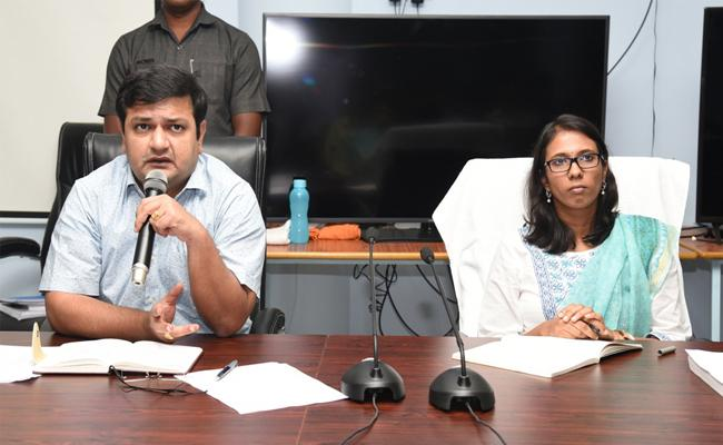 Facilities in election counting centers collector orders - Sakshi