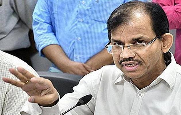 AP CEO Gopal Krishna Dwivedi Review On Repolling - Sakshi