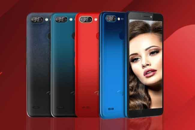 Itel Announces A46 Dual Camera Smartphone at Rs 4999 - Sakshi