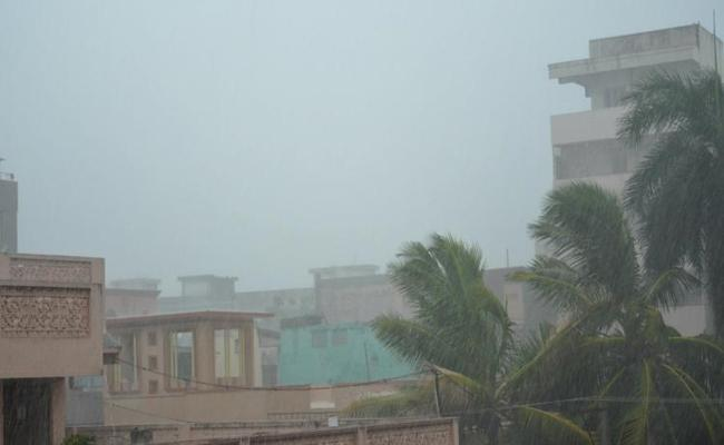 Heavy Rains In Kurnool And Vizianagaram - Sakshi