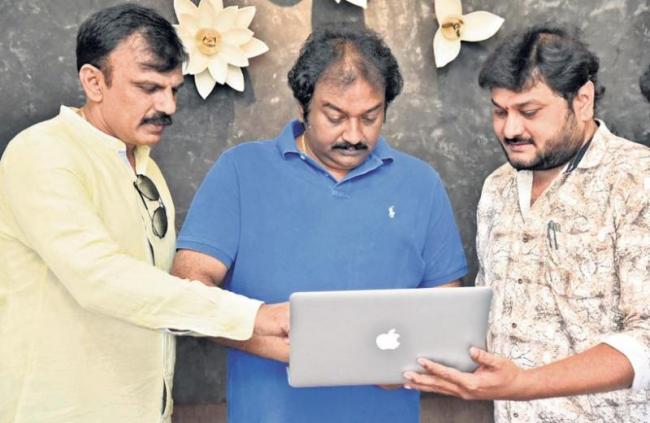 Shivaranjani Movie Trailer Launch by VV Vinayak - Sakshi