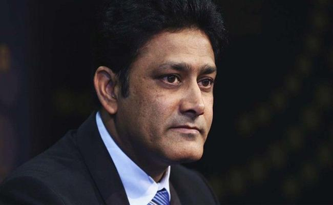 Anil Kumble picks his favourite to win in England and Wales - Sakshi