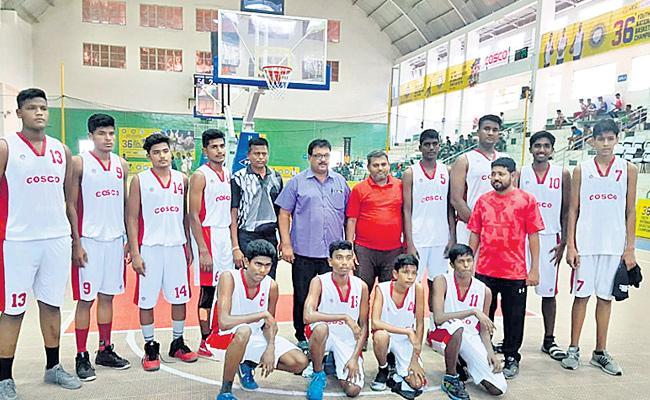 Telangana Basket ball Team Got Second Victory - Sakshi