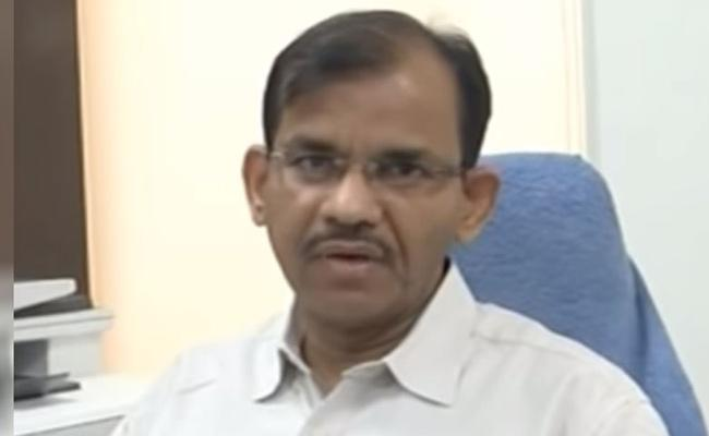 AP CEO Gopalakrishna Dwivedi Comment on Chandragiri Videos - Sakshi