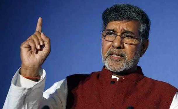 Godse killed Gandhi bodyPeople Like Pragya killing Soul of India Kailash Satyarthi  - Sakshi