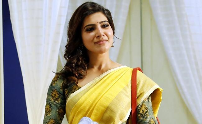 Samantha Talk About Her Mother - Sakshi