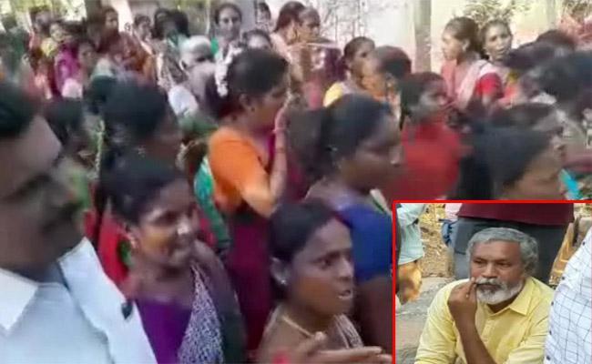 Chandragiri TDP MLA Candidate Nani Vailate Election Code - Sakshi