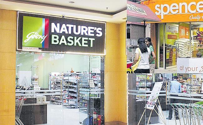 Spencer Retail acquires Godrej Nature Basket - Sakshi