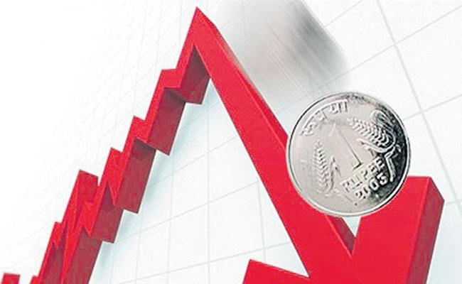Rupee slips 29 paise to 70.32 vs USD in early trade - Sakshi