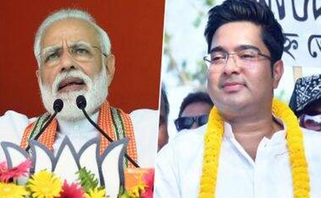 Abhishek Banerjee Sends Defamation Notice To Modi - Sakshi