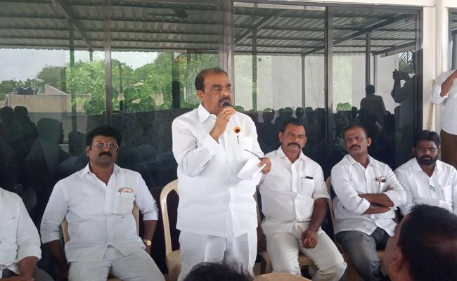 Cadre To Gear Up For Local Body Elections - Sakshi
