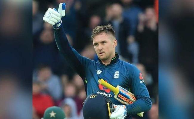Jason Roy Scored Century After Daughters Hospitalisation - Sakshi