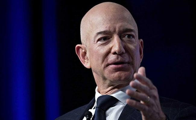 Jeff Bezos Said My Dad Grit Is Inspiring Me - Sakshi