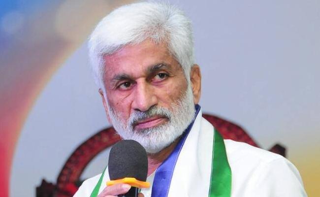 Lagadapati Should Change Name As Nara Rajgopal Tweet Vijaya Sai Reddy - Sakshi