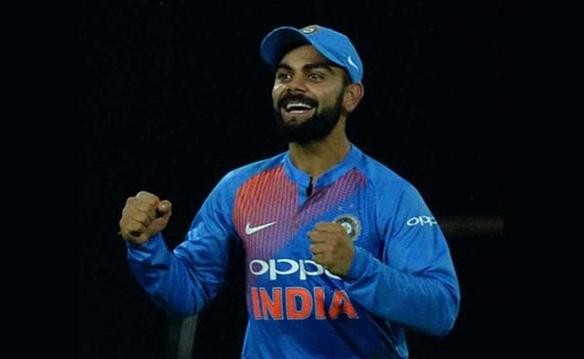 Virat Kohli accomplishes yet another milestone - Sakshi