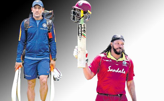 Star cricketers retire to after world cup - Sakshi
