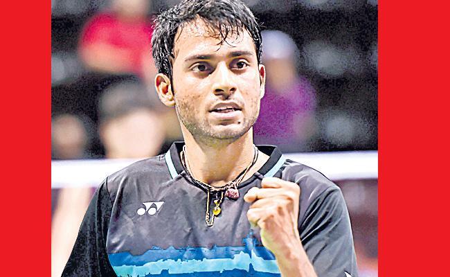 Sourabh Verma wins Slovakia international title - Sakshi