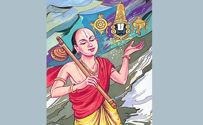 Annamayya who spent 95 years in full life - Sakshi