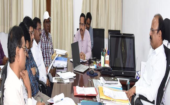 Telangana Lok Sabha Elections Nizamabad Collector Arrangements - Sakshi
