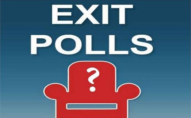 Tension Builds Up In Political Camps On Exit Polls - Sakshi