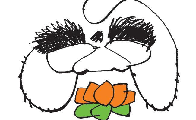 Madhav Singaraju Rayani Dairy On Narendra Modi - Sakshi