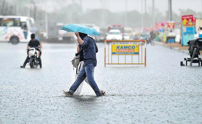 Monsoon Are Now In Andaman Nicobar Island - Sakshi