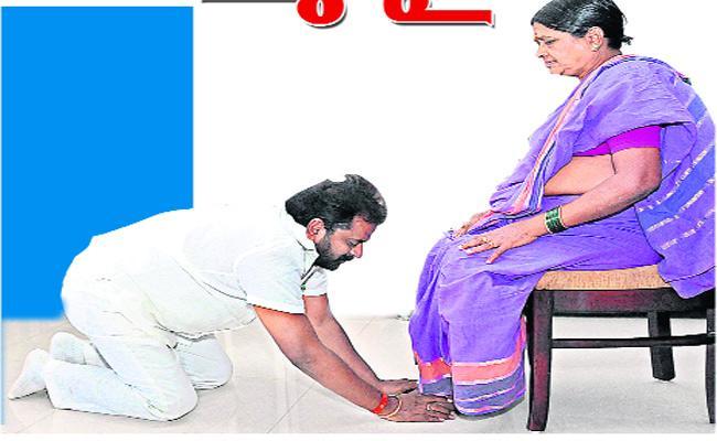 Minister Srinivas Goud Political Life Story In Sakshi