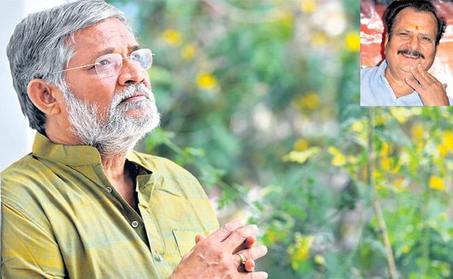Tanikella Bharani talk about On His Guru Rallapalli  - Sakshi