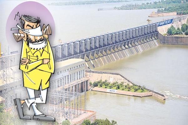 Karnataka is aggressive on the height of Almatti Dam - Sakshi