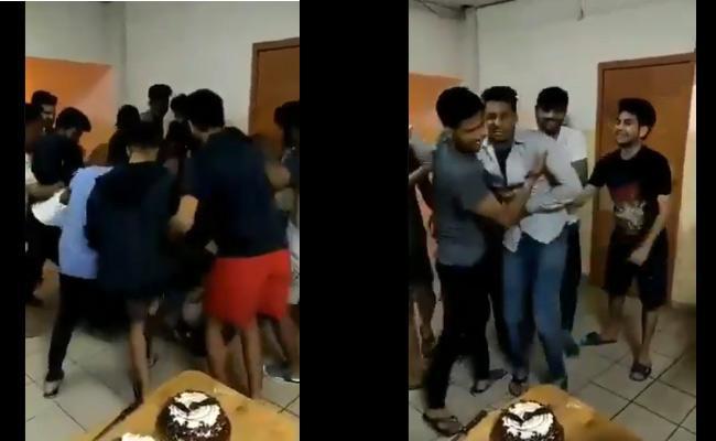 Virender Sehwag Shared A Viral Video - Sakshi