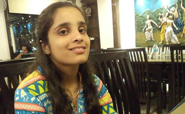 Gaurangi Chawla Says My Mantra Is Self Control - Sakshi